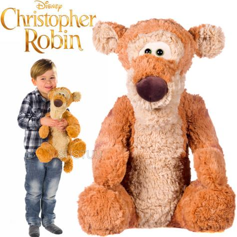 Disney Christopher Robin Movie Character Tigger | Baby/Kid's Soft Plush Toy | 50cm | +12 Months Thumbnail 1