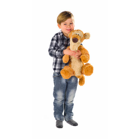 Disney Christopher Robin Movie Character Tigger | Baby/Kid's Soft Plush Toy | 50cm | +12 Months Thumbnail 3