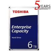 "Toshiba 10TB Enterprise 3.5"" Internal Hard Drive | MG Series | SATA 6Gbit/s | 7200RPM"
