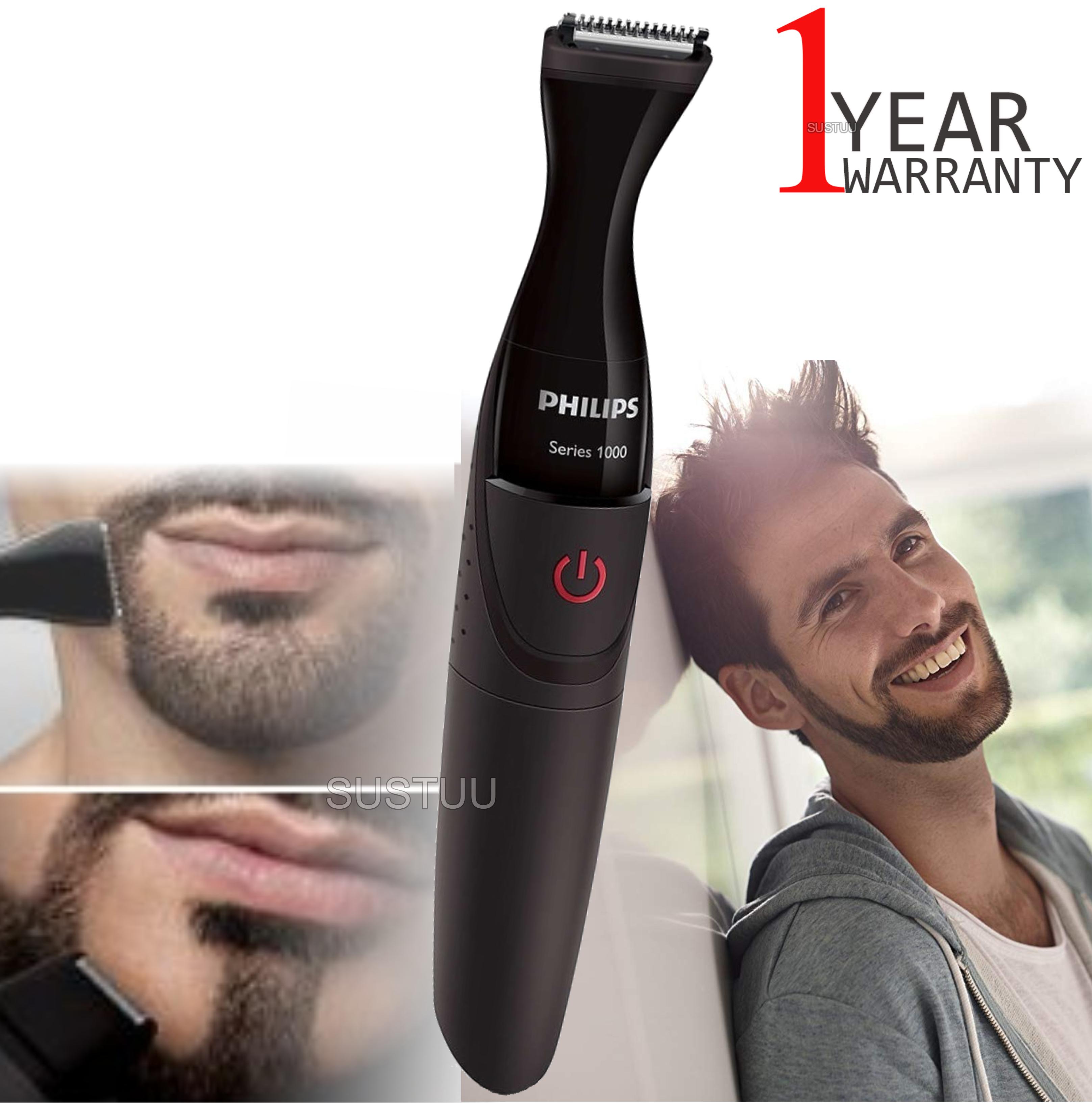 Philips Multigroom Ultra Precise Beard Styler | Trimmer/Shaver/Shaper | Washable | NEW