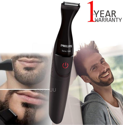 Philips Multigroom Ultra Precise Beard Styler | Trimmer/Shaver/Shaper | Washable | NEW Thumbnail 1