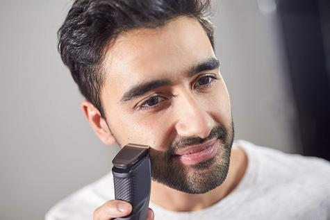 Philips Series 1000 Cordless Beard & Stubble Trimmer | 4 Combs | USB Charging | Black Thumbnail 6