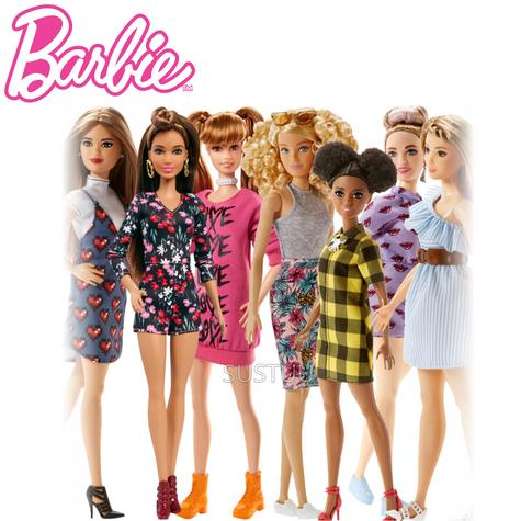 Barbie Fashionistas Assortment   Baby/Kid/Toddler's Funtime/Playtime Doll   +3 Years Thumbnail 1