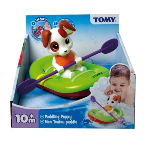Tomy Bath Toy Paddling Puppy | Preschool Childrens Bath/Play Time Fun Activity Toy Thumbnail 3