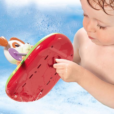 Tomy Bath Toy Paddling Puppy | Preschool Childrens Bath/Play Time Fun Activity Toy Thumbnail 5