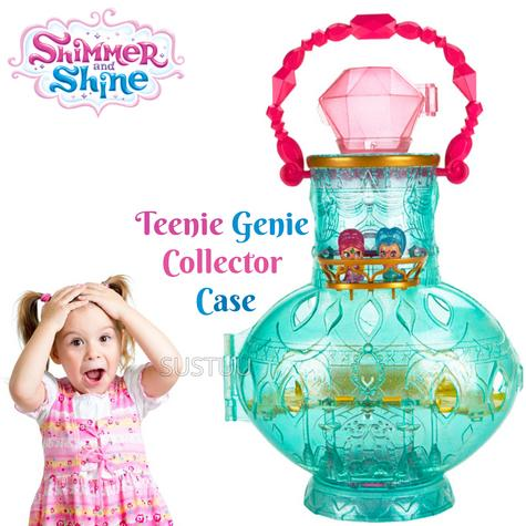 Shimmer and Shine Teenie Genie Collectors Case | Kid/Baby's Fun Activity Play Toy | Giftware | +3 Years Thumbnail 1
