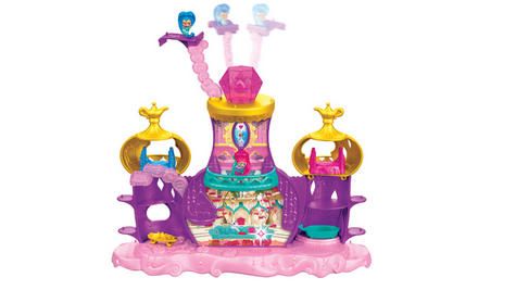 Shimmer and Shine Floating Genie Palace | Kid/Baby's Fun Activity Playset | Giftware | +3 Years Thumbnail 3