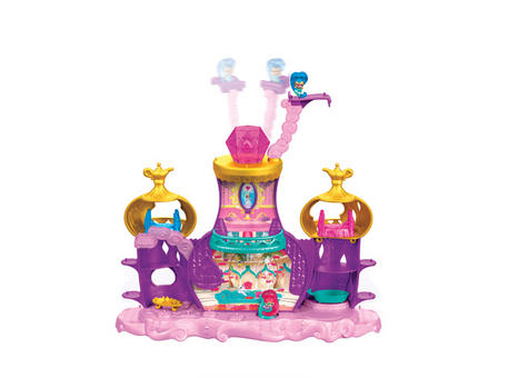 Shimmer and Shine Floating Genie Palace | Kid/Baby's Fun Activity Playset | Giftware | +3 Years Thumbnail 4