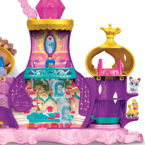 Shimmer and Shine Floating Genie Palace | Kid/Baby's Fun Activity Playset | Giftware | +3 Years Thumbnail 7
