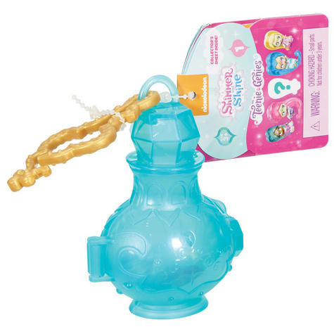 Shimmer and Shine Teenie Genie Bottle Surprise | Kid/ Baby's Fun Activity Playset | Giftware | +3 Years Thumbnail 5