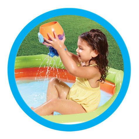 Tomy Spin & Splash Jellyfish | Preschool Childrens Bath/Paddling Pool Time Fun Toy Thumbnail 8