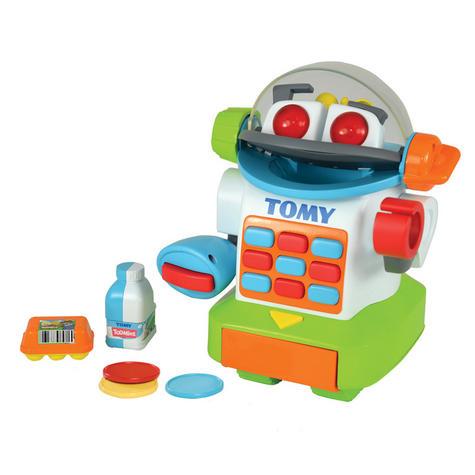 Tomy Mr. Shopbot?Preschool Kids Learing Activity Fun Toy | Coins+Bottle+Egg Carton Thumbnail 2