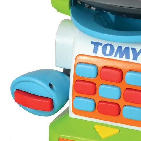 Tomy Mr. Shopbot?Preschool Kids Learing Activity Fun Toy | Coins+Bottle+Egg Carton Thumbnail 3