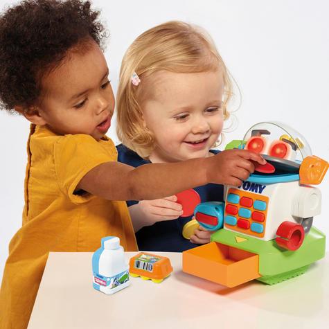 Tomy Mr. Shopbot?Preschool Kids Learing Activity Fun Toy | Coins+Bottle+Egg Carton Thumbnail 7