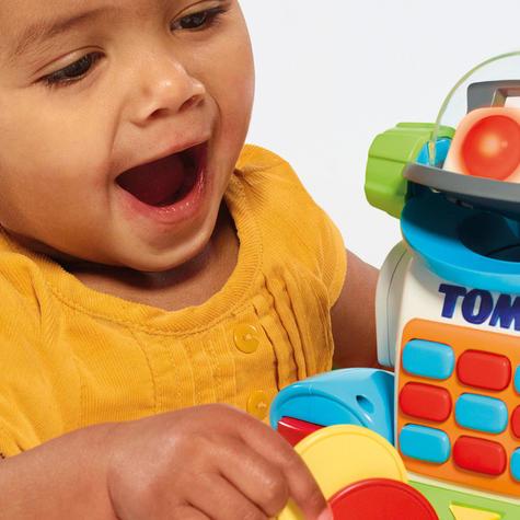 Tomy Mr. Shopbot?Preschool Kids Learing Activity Fun Toy | Coins+Bottle+Egg Carton Thumbnail 8