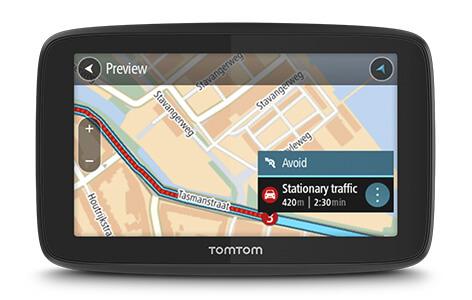 TomTom Pro 5350 Truck EU GPS | 5'' SatNav | Lifetime European Map | Tracking | WEBFLEET Thumbnail 7
