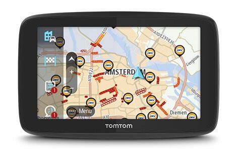 TomTom Pro 5350 Truck EU GPS | 5'' SatNav | Lifetime European Map | Tracking | WEBFLEET Thumbnail 1