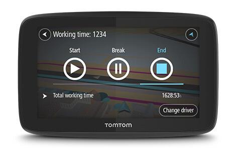 TomTom Pro 5350 Truck EU GPS | 5'' SatNav | Lifetime European Map | Tracking | WEBFLEET Thumbnail 3