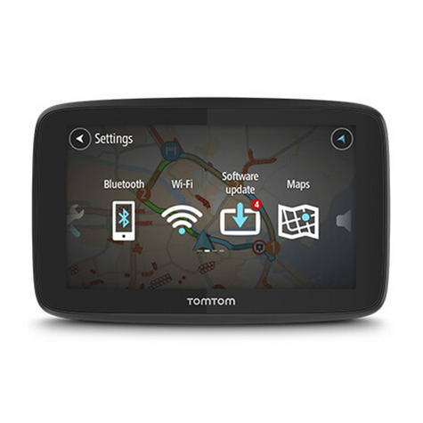 TomTom Pro 5350 EU GPS SatNav | Navigation & Fleet Management | Lifetime Europe Maps Thumbnail 8