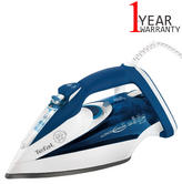 Tefal Ultimate 2 in 1 Control Steam Iron | Ultra Glide Diffusion Soleplate | 2600W