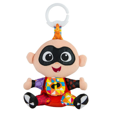 Lamaze Disney Incredibles 2 Clip & Go Jack   Attach To Pram/ Pushchair   With Sound   +0 Months Thumbnail 2