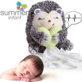Summer Infant Heartbeat Soothers-Hedgehog | Sleep Alleviator With Sound+Auto Shut | +0 Months