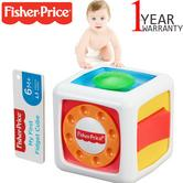Fisher-Price Fidget Box | Baby/Kid's  Learning Activity Colourful Toy | With Sound | +0 Months