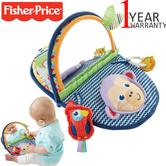 Fisher-Price Monkey Mirror | Baby/ Kid/Toddler's Tummytime Play Toy | With Sound | +0 Months