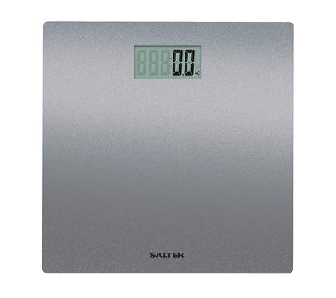 Salter 9046 Electronic Digital Bathroom Weigting Scales | Slimline Design | Silver Thumbnail 3