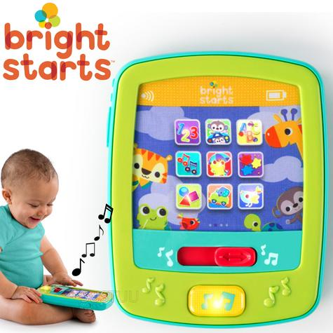 Bright Starts Colourful Lights & Silly Sounds FunPad | Kids Learning Activity Toy Thumbnail 1
