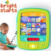 Bright Starts Colourful Lights & Silly Sounds FunPad | Kids Learning Activity Toy