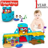 Fisher-Price Little People Friend Ship | Baby/ Kid's Fun Activity Toy | With Music | +12 Months