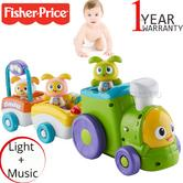 Fisher-Price Bright Beats Train | Baby/ Kid's Fun Activity Toy | With Light & Music | +6 Months