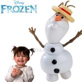 Disney Frozen Singing Olaf In Summer | Kids Favourite Snowman With Fun & Music | 3Y+