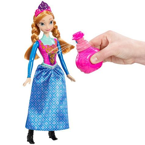 Disney Frozen Royal Colour Changing Doll Anna | Girls Favourite Princess | 3 Years+ Thumbnail 2
