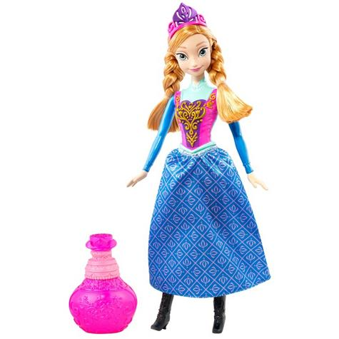 Disney Frozen Royal Colour Changing Doll Anna | Girls Favourite Princess | 3 Years+ Thumbnail 4