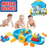 Mega Bloks Building Basics Take Along Builder | Building Bloks | Preschool Learn Toy | +12 Months