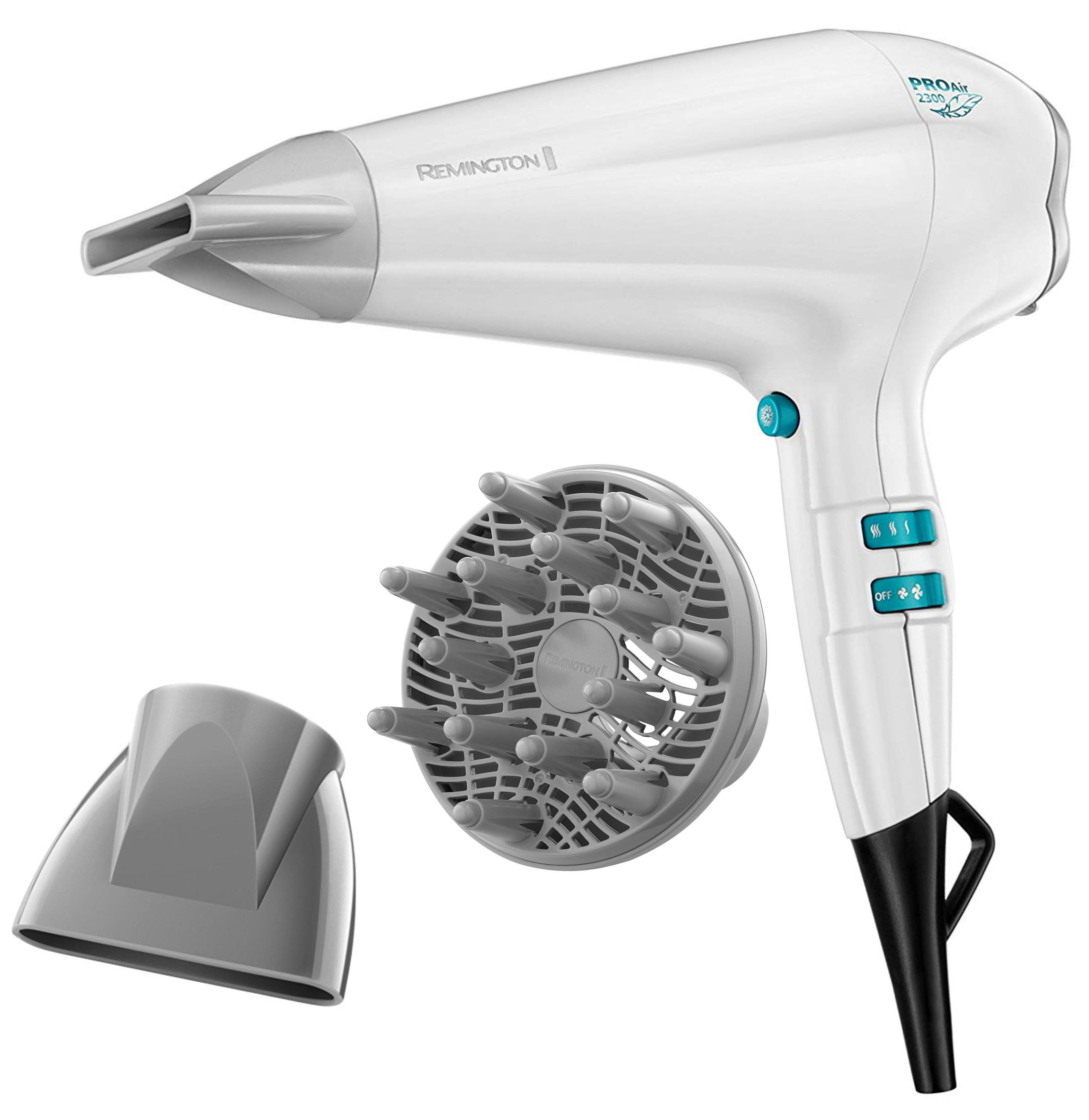 Remington Pro Air Power Hair Dryer | Ionic Conditioning | 2300W AC Motor | Lightweight