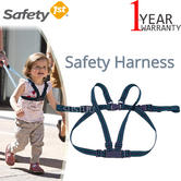 Safety 1st Safety Harness | Convenient For Hiighchair | Adjustable Reins Strap | Blue | 6 To 48 Months