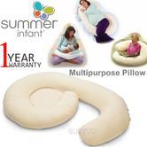 Summer Infant 4 In 1 Ultimate Body Comfort Materninty Pillow/BabyFeeding Cushion