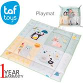 Taf Toys North Pole Seasons Play Mat | Baby's Playtime Fun With Rattle Toy+ Mirror