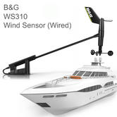 B&G WS310 Wired Wind Sensor Only|Superior Data Accuracy|For Yachts/ Boats