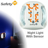 Safety 1st Automatic Night Light | With Built-In Sensor | Very Low Energy Consumption