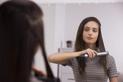 Remington Keratin Protect Intelligent Hair Straightener | Heat Protection Sensor Thumbnail 4