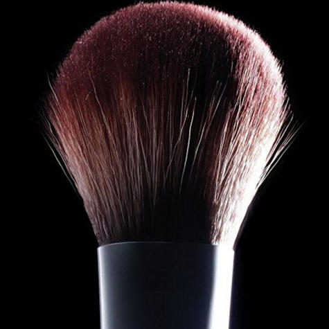 TQ Large Powder Brush|for Loose or Compact Powder|Makeup & Blending Foundation| Thumbnail 4