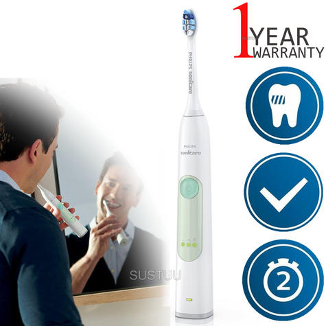 Philips Sonicare 3 Series Electric Toothbrush | 3 Intensity Settings | Smartimer | NEW Thumbnail 1