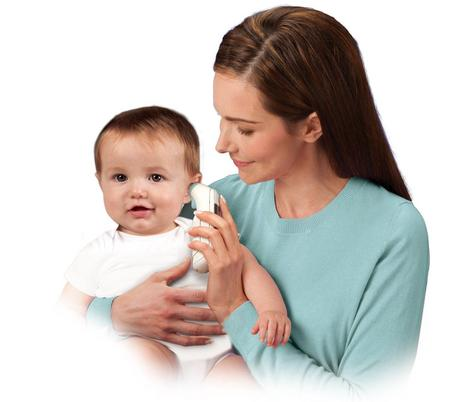 Braun ThermoScan 5 Ear Thermometer | Automatic Shut-Off | Memory Recalls Last 8 Temp Thumbnail 7
