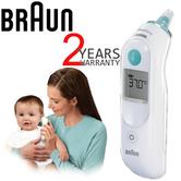 Braun ThermoScan 5 Ear Thermometer | Automatic Shut-Off | Memory Recalls Last 8 Temp
