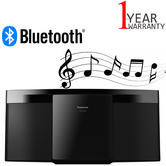 Panasonic Micro Hifi Stereo System | CD, FM & MP3 USB Playback | Bluetooth Enabled
