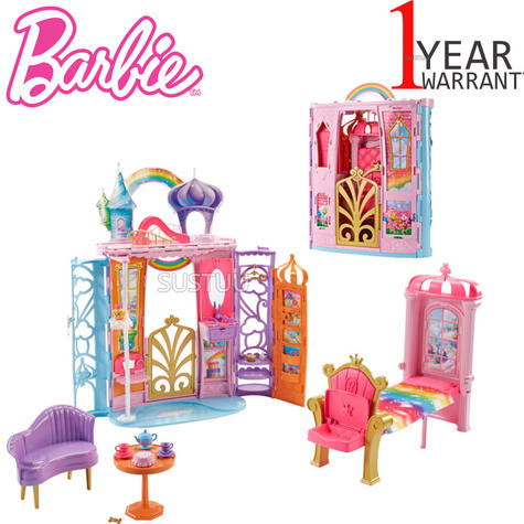 Barbie Fairy Room | Baby/Kid's Learning Activity Playset | Realistic | Giftware | +3Yrs. Thumbnail 1